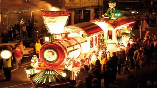 Festive Getaways - Christmas in Jersey - Festive Season