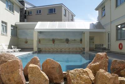 Hotel Ambassadeur - Outdoor Pool
