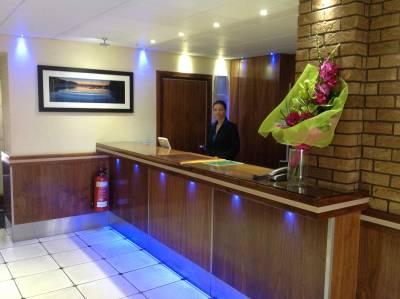 Hotel Ambassadeur - Reception