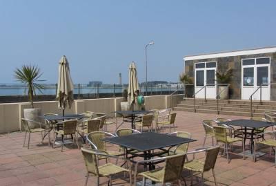 Hotel Ambassadeur - Sun Terrace