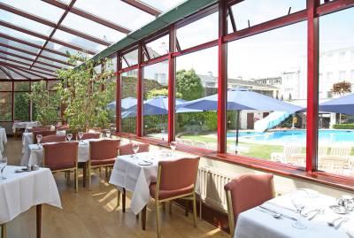 Apollo Hotel - Restaurant
