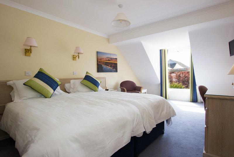 Beausite Hotel - Bedroom