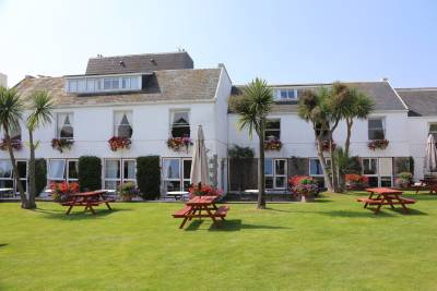 Beausite Hotel - Grouville - Jersey