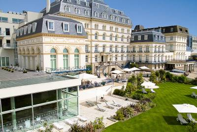 Hotel De France + Ayush Wellness Spa - St Helier - Jersey