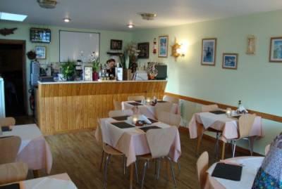 De L'Etang Guest House - Cafe