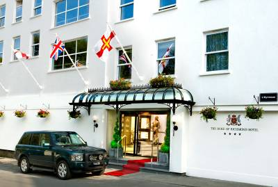Duke of Richmond Hotel - St Peter Port - Guernsey