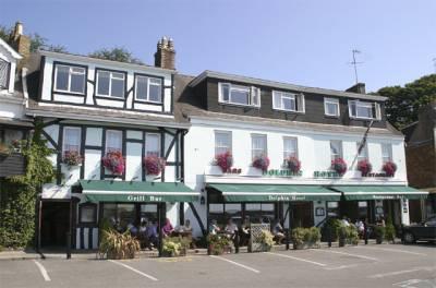 Dolphin Hotel - Gorey Pier - Jersey