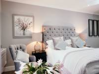 Hotel Hougue Du Pommier - Deluxe Bedroom