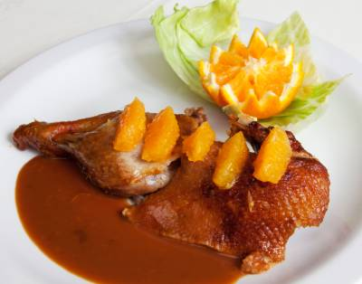 La Villette Hotel + Spa - Cuisine