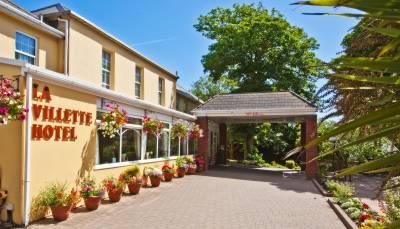 La Villette Hotel - St Martin - Guernsey