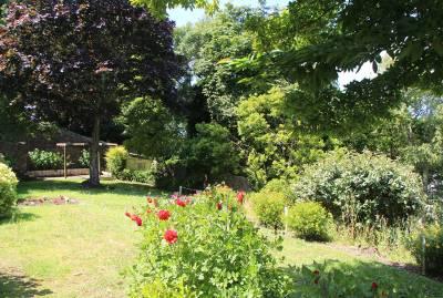 The Marton - Garden