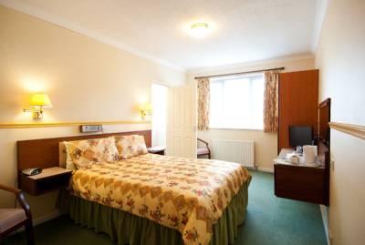 Hotel Miramar - Bedroom