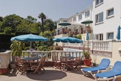 Hotel Miramar - Sun Terrace