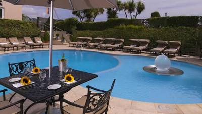 Old Government House Hotel - Outdoor Pool