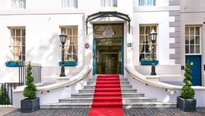Old Government House Hotel - St Peter Port - Guernsey