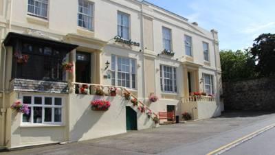 Pandora Hotel - St Peter Port - Guernsey