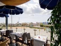 Royal Yacht Hotel - Sirocco Restaurant Balcony