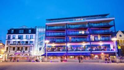 Royal Yacht Hotel - St Helier - Jersey
