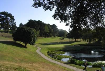 St Pierre Park Hotel + Golf Resort - Garden
