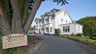 Sunnydene Country Hotel - St Martin - Guernsey