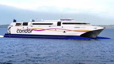 Condor Voyager | Fast Ferry to Jersey | Fast Ferry to Guernsey
